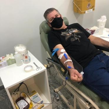 Comunidade ÁGAPE mobiliza doadores em favor do Banco de Sangue de Sertãozinho