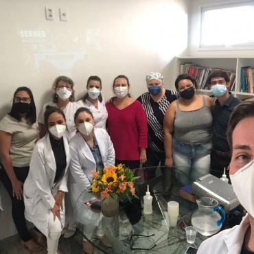 Setembro Amarelo: Banco de Sangue realiza rodas de conversa com seus colaboradores